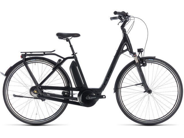 Cube Town Hybrid Pro RT 400 Easy Entry Black'n'Grey